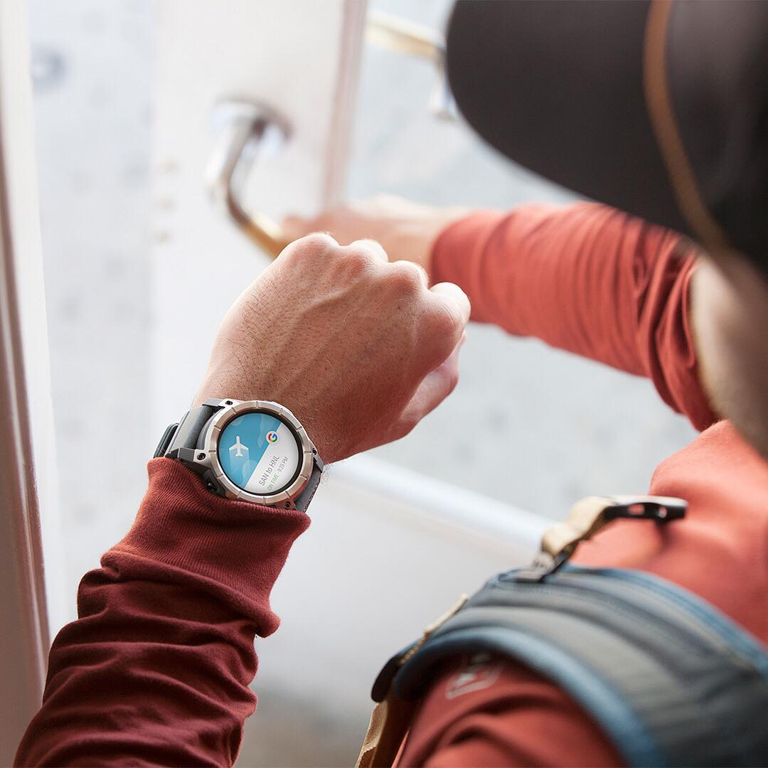 Never miss a swell, flight or connection again. Get timely reminders and notifications with @Google Now and the #Mission smartwatch. #NixonMission