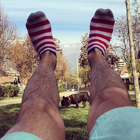 Arranca la época de #soquetes y cortos