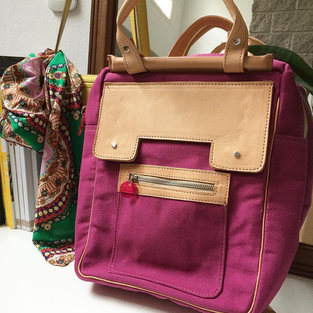 #unico #bagpack #Pitimini #industriaargentina #hechoamano