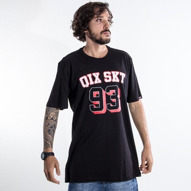 Peita básica do rolê! Camiseta QIX SKT - LOJAQIX.COM.BR #qix #qixskate #streetwear