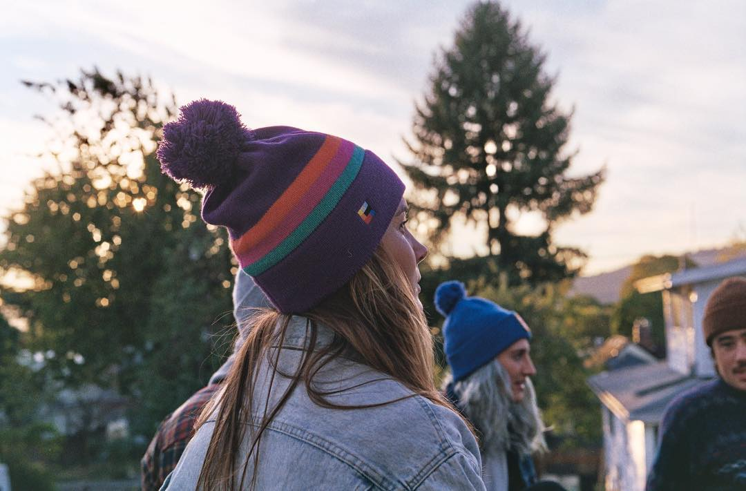 Fall means cooler evenings. Cooler evenings mean it's beanie weather. #coalheadwear #FreezinBeanie #ApproachWinter
