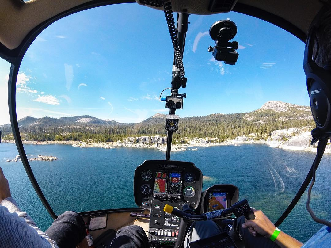 Views on views from @iflyheli's cockpit, captured on #HERO5!