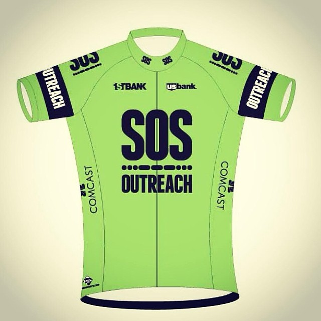 SOS #Colorado Eagle River Ride 7/26 #roadbike jersey. Reg @ sosoutrach.org #charity #bike ride.