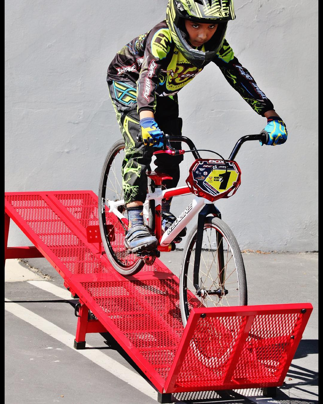 FreshStart BMX Starting Gate