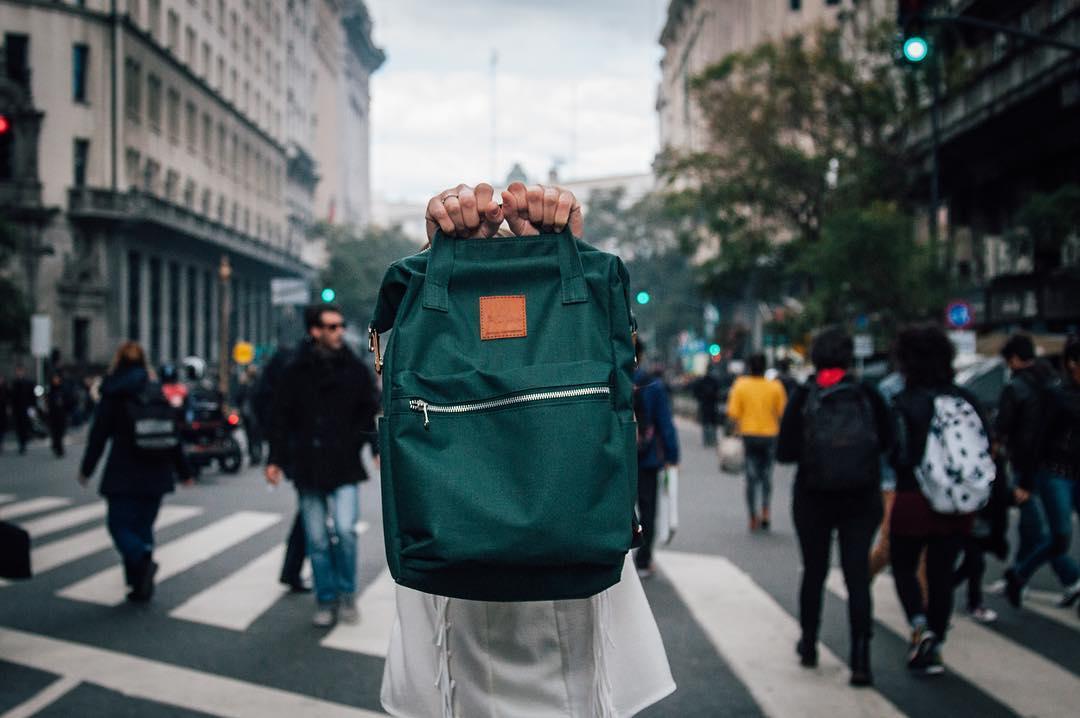 """Colección """"Buenos Aires"""" S/S 2016 - 2017 :: Liniers Verde ::"""