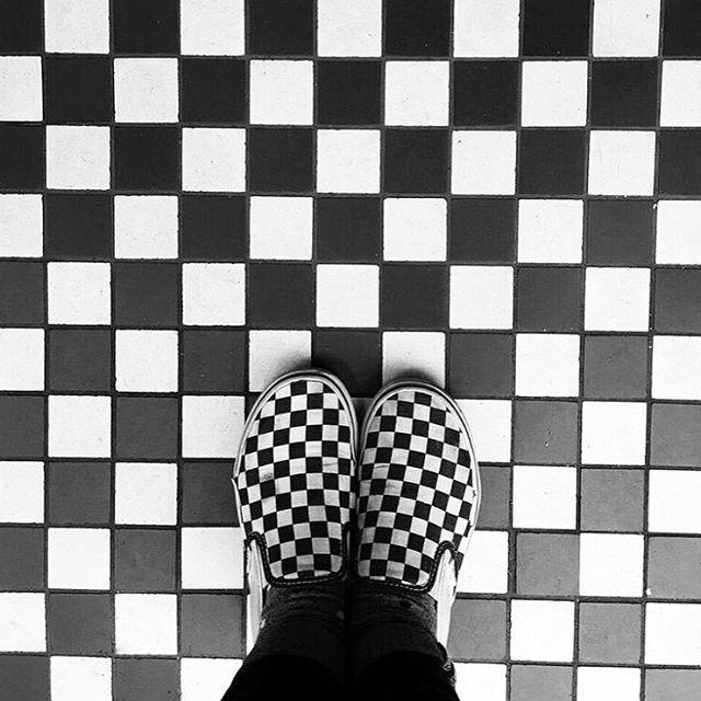 Checkerboard life