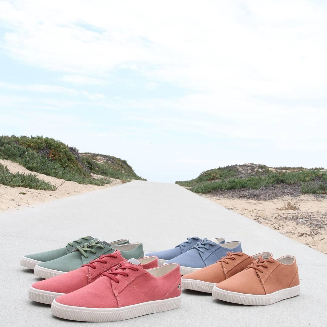 Hola Viernes #LoFi nuevos colores de #volcomfootwear #ss17 #truetothis