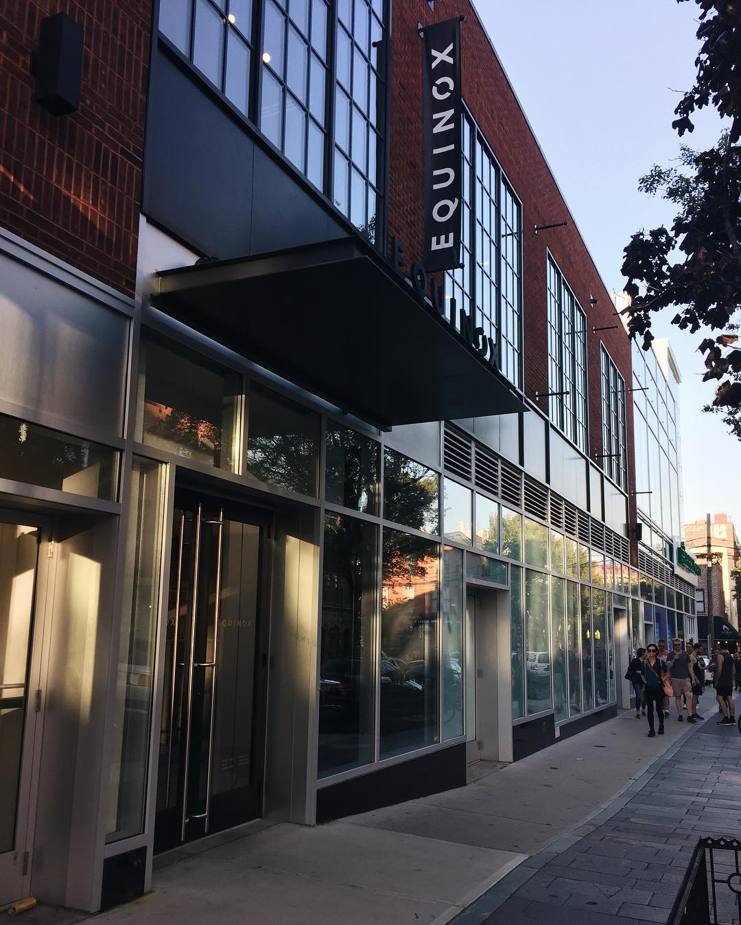 Happy 25th to our favorite partners in fitness and welcome to the neighborhood! @equinox #equinox25