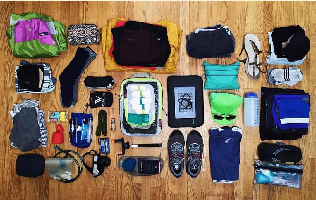 The right gear can make or break a trip. Wishing @takemeoutside endless stoke on her upcoming journey! Always pumped to see people get out there where #stokehappens! Now for a game of #wheresstokie #stokedgoods