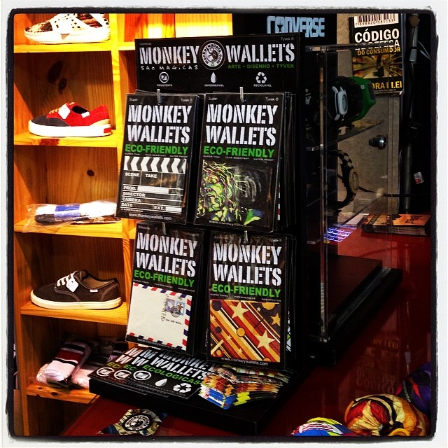 #monkeywallets #saopaulo #houseofsneakers @monkeywallets