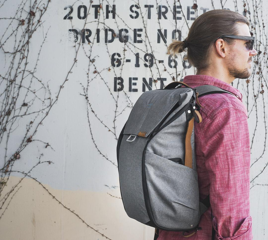 Everyday Backpack 20L in Ash...another favorite around the office. #findyourpeak