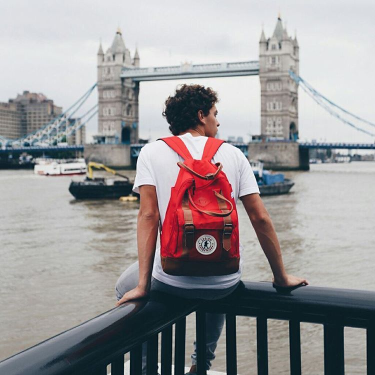 Comfy backpacks for trips like this