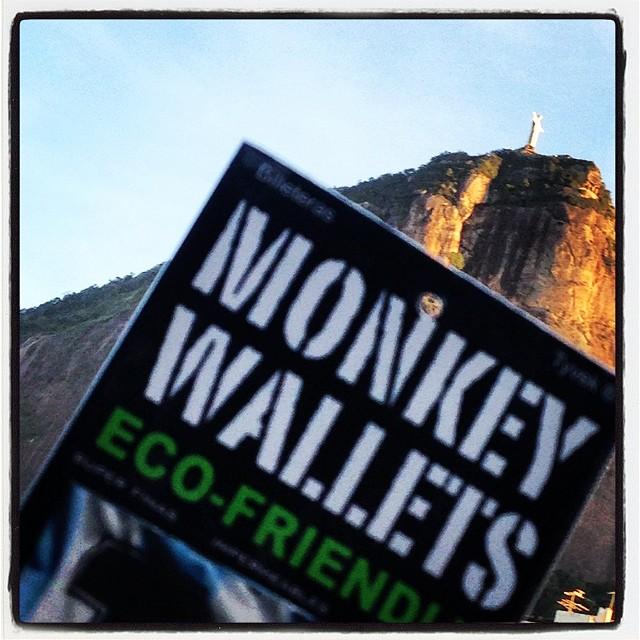 #monkeywallets #riodejaneiro @monkeywallets #fifa2014 #argentina