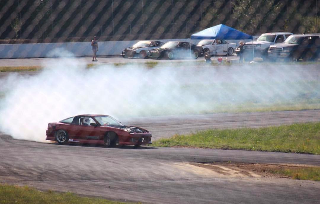 @steveangerman wheeling his 1jz powered s13! #FreedomMoves #killalltires