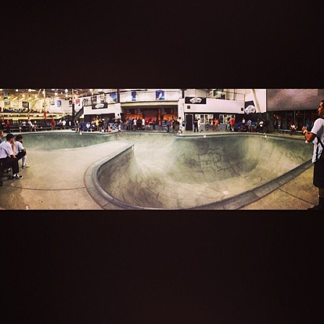 Regram @broby_gummeson qualified for the #vanspoolparty this weekend . #hyped