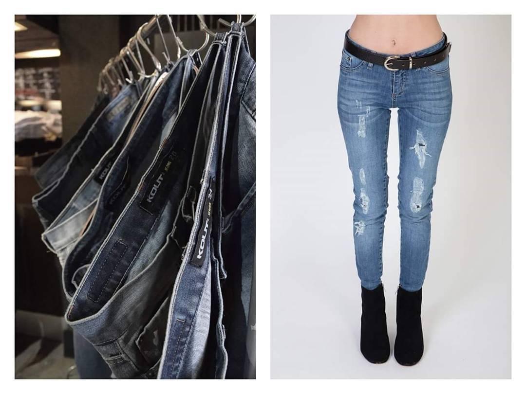 ¿Ya te probaste alguno de nuestros jeans? Acércate a cualquiera de nuestros locales y sentí la diferencia | Aprovecha que #HOY tenes 12 cuotas sin interés en todas tus compras !!! KOUT | Jeans 20.16