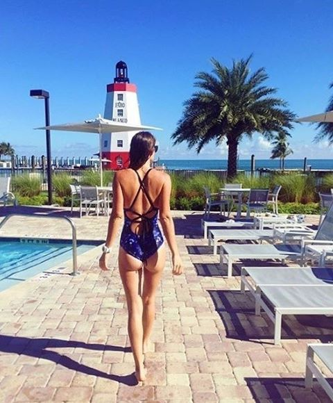 #getoutthere… and make the one piece the new bikini