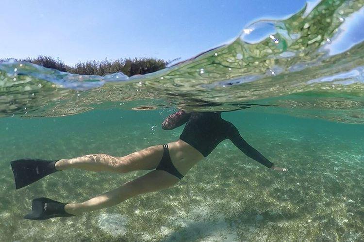 Underwater cruise