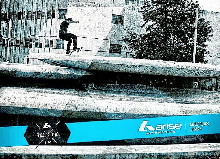 @pedroarce153 #AriseTrucks #ariseskateboarding