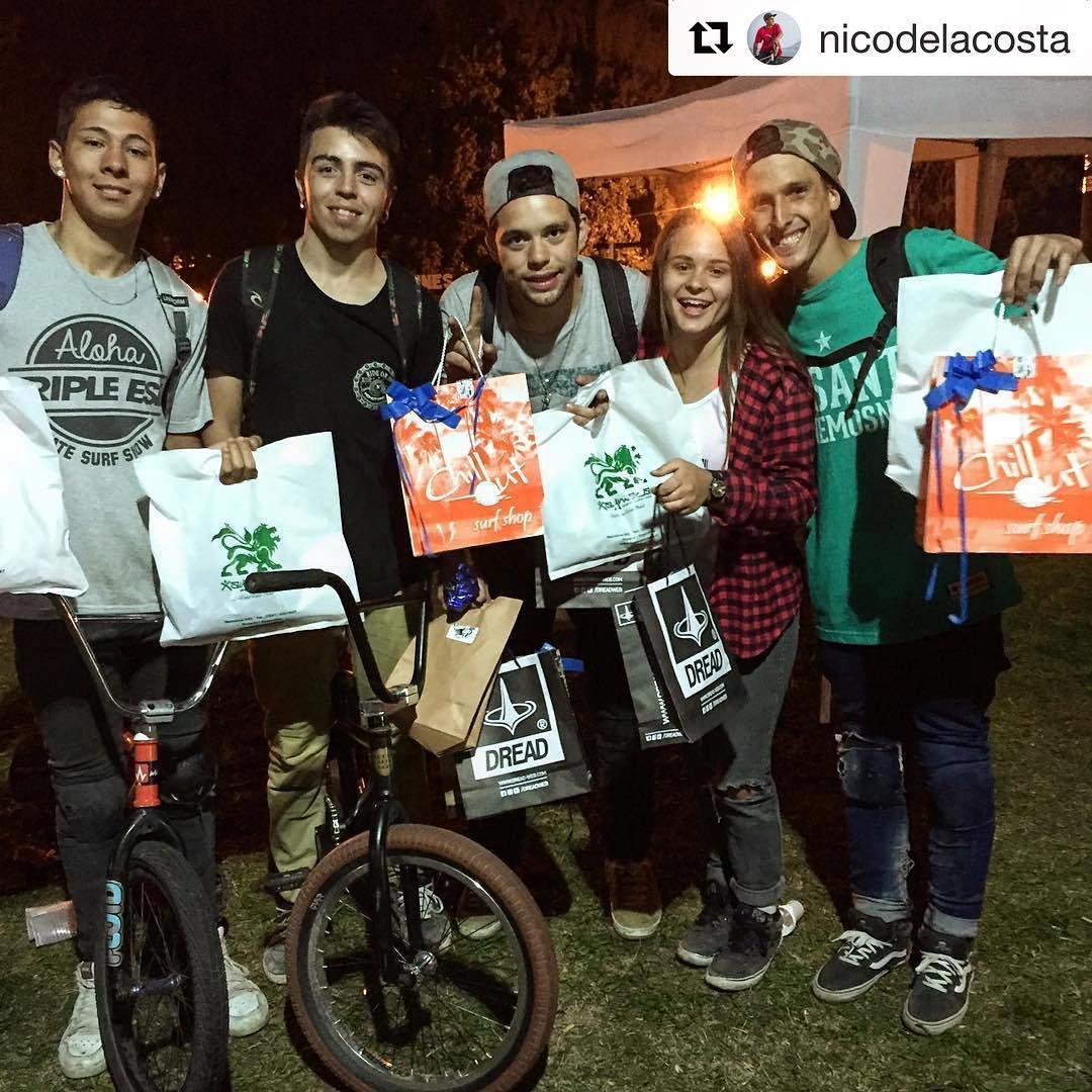 #delsanto de fiesta queremos felicitar a todos los chicos  buen nivel de verdad y especialmente a @nicodelacosta  por dar todo como siempre felicitaciones  @nicodelacosta  @nicodelacosta