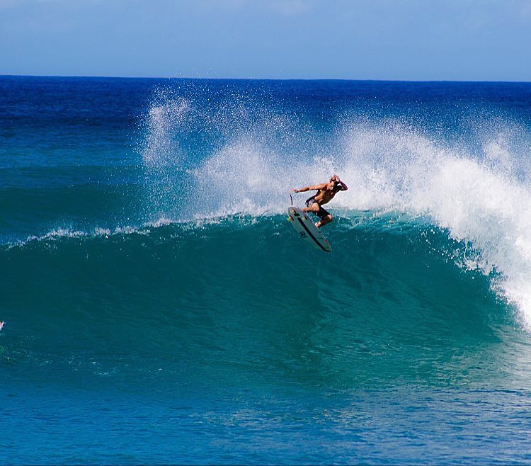 Prepare for landing. Team Rider @sheldoggydoor & Photo by @__okole808 #inspiredboardshorts