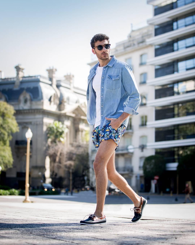Arrancó la semana. Qué lindo sería ir a laburar en cortos, ¿no? ☝ #AmorPorElVerano