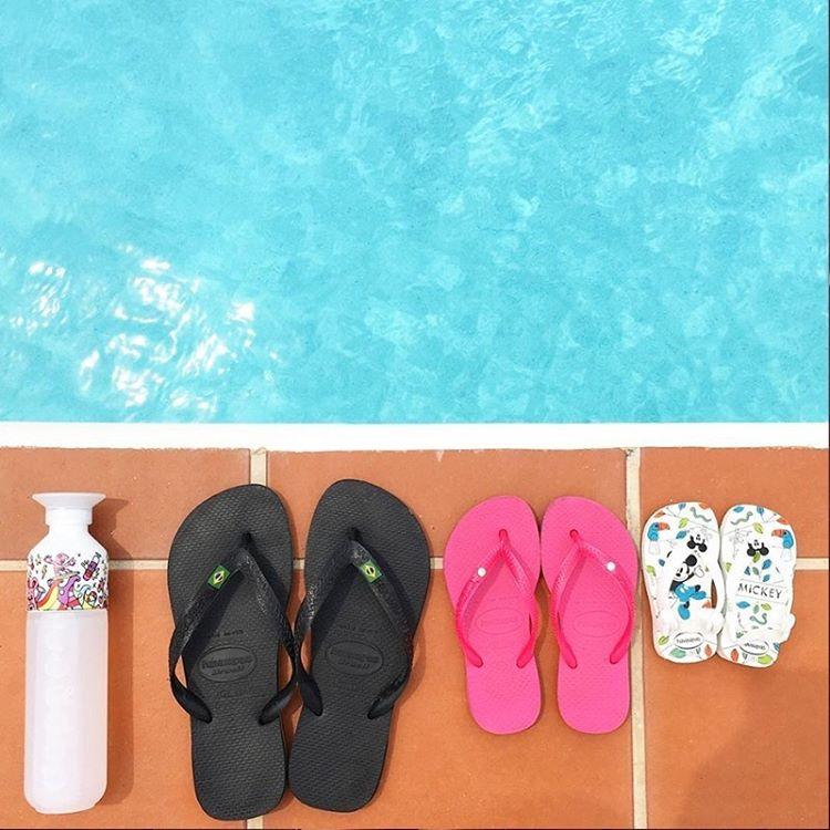 #TôDeHavaianas #HavaianasMoment #VoyConHavaianas #pool @culinessa