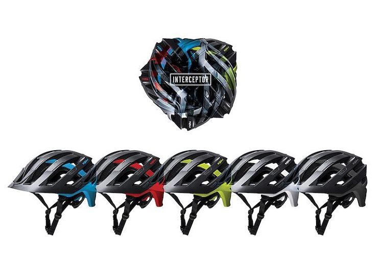 GIVEAWAY - Head over to @pinkbike and pick your favorite colour for your chance to win one of the newest helmets to the line: the Interceptor • LINK IN BIO #giveaway #kaliinterceptor