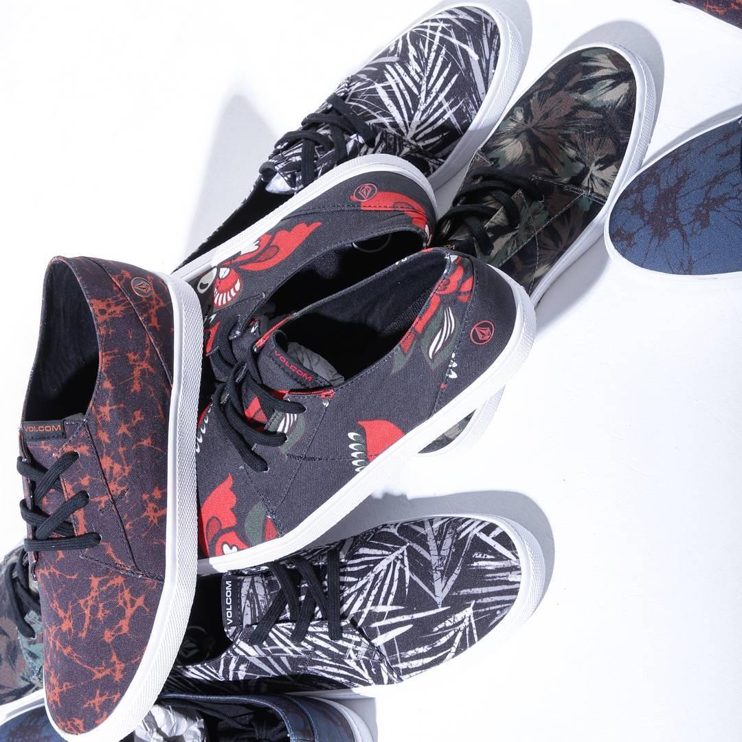 Nuevas #LoFi #volcomfootwear #ss17