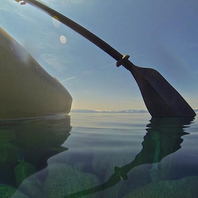 'This Is Tahoe [21] ~ 05.15.14' It's paddle season.