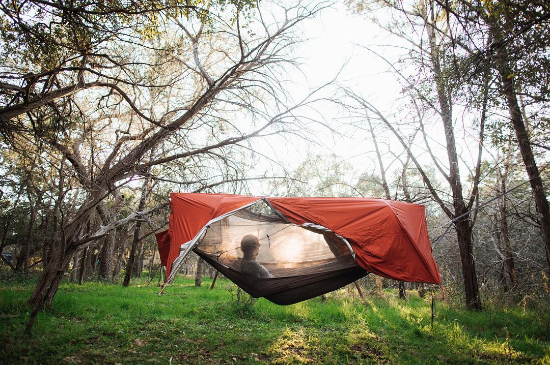Cheers to 1% FTP member @kammok for reaching their @Kickstarter goal in the first day!  But don't worry, you still have time to get the #Sunda, which is a 2+ person tent AND all-in-one hammock! By supporting #Kammok's campaign, you're helping them...