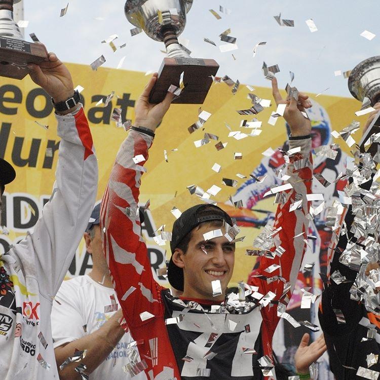 @l.benavides77 , actual puntero del Nacional de Enduro, en la última fecha realizada en Tucumán. Felicitaciones Luciano, vamos por el campeonato! #FoxHeadArgentina #enduro #Nacional