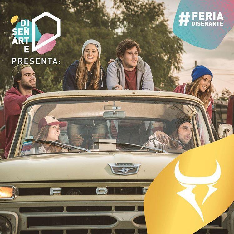 >>1 y 2 DE OCTUBRE<< Segundo año en la #feriadiseñarte y otra vez se viene con toda: emprendedores, foodtrucks, bandas, birra y más #quenotelacuenten @feria_disenarte
