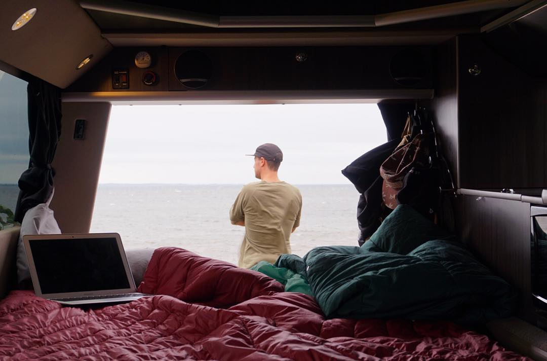 """All you need is less."" 