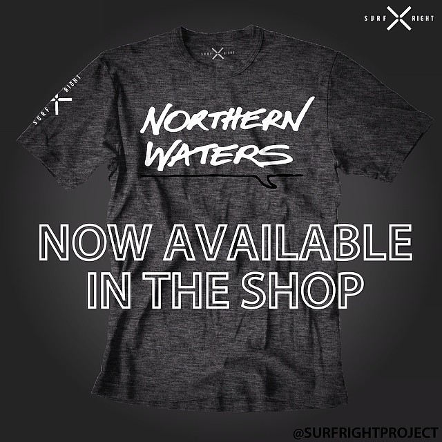 COLD WATER THREADS: Our backyard. Whether fresh or salted these waters are dark, grey and cold. And we like it that way.  Grab one in our shop before they sell out! #coldwaterthreads #coldwatersurf #coldasf #heather #northernwaters #charcoal #tee...