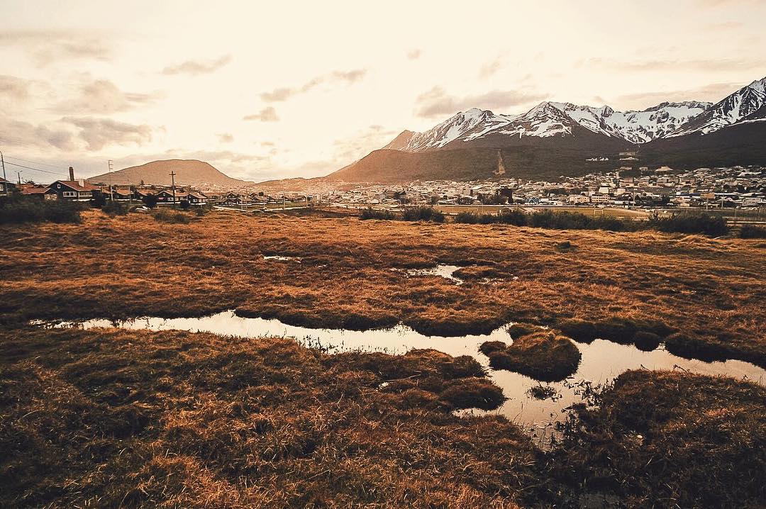Primavera patagónica.