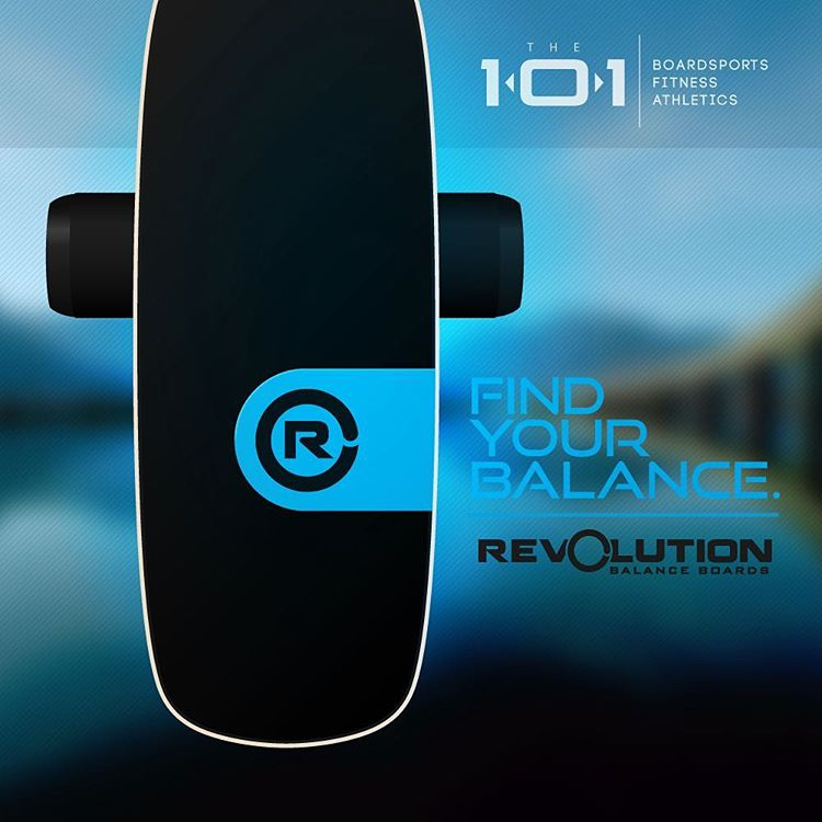 Want to improve your balance and pick up a fun new hobby? Try the Revolution 101