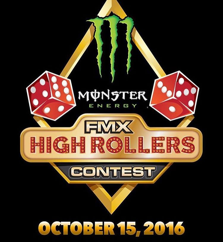 $100,000.00 purse.  #FMX. Finally risk vs reward.