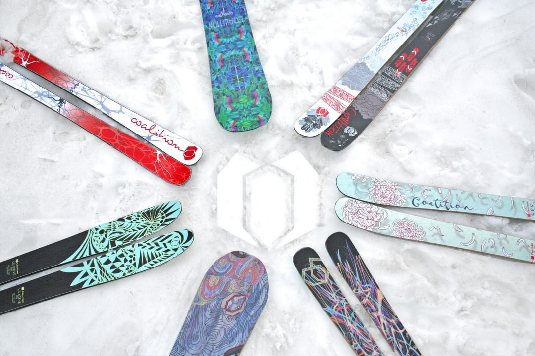 So many options, which will you choose? Head to www.coalitionsnow.com to check out our new website, new clothing line, and NEW GEAR! We're ready for winter, you should be too.