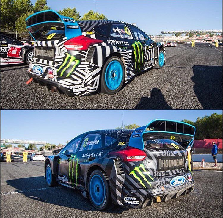 Looking forward to getting back into Focus RS RX rallycross beast this weekend at @FIAWorldRX in Latvia! My teammate @AndreasBakkerud and I will be racing on a brand new track there at the Bikernieki circuit. Can't wait! #AWDFTW #AWDlaunch #FocusRSRX...