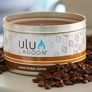 Can you smell that? It's #nationalcoffeeday ! If you like how fresh roasted #coffee smells, you'll love the Dawn Patrol Coffee candle from ulu LAGOON. Use coupon code DAWNPATROL before midnight tomorrow for 10% off any coffee candle purchase from our...
