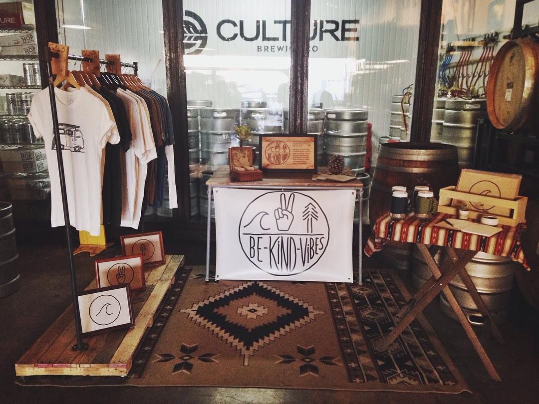 ~ Tribe Gathering ~  We're at @culturebrewingco in OB tonight until 9pm! Swing by and have a pint with us.  #consciousadventurer #bekindtribe #bekindvibes