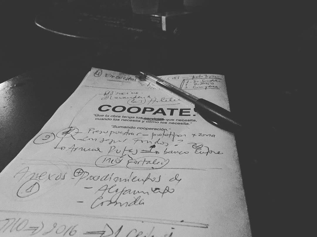 COOPATE. Empresas sociales de base. #sepuede SE REPUEDE!! Cc @by_jo @sofiopolis @micagoni