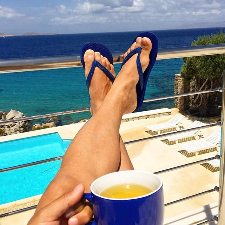 #TôDeHavaianas #HavaianasMoment #VoyConHavaianas #sea @christosnezos