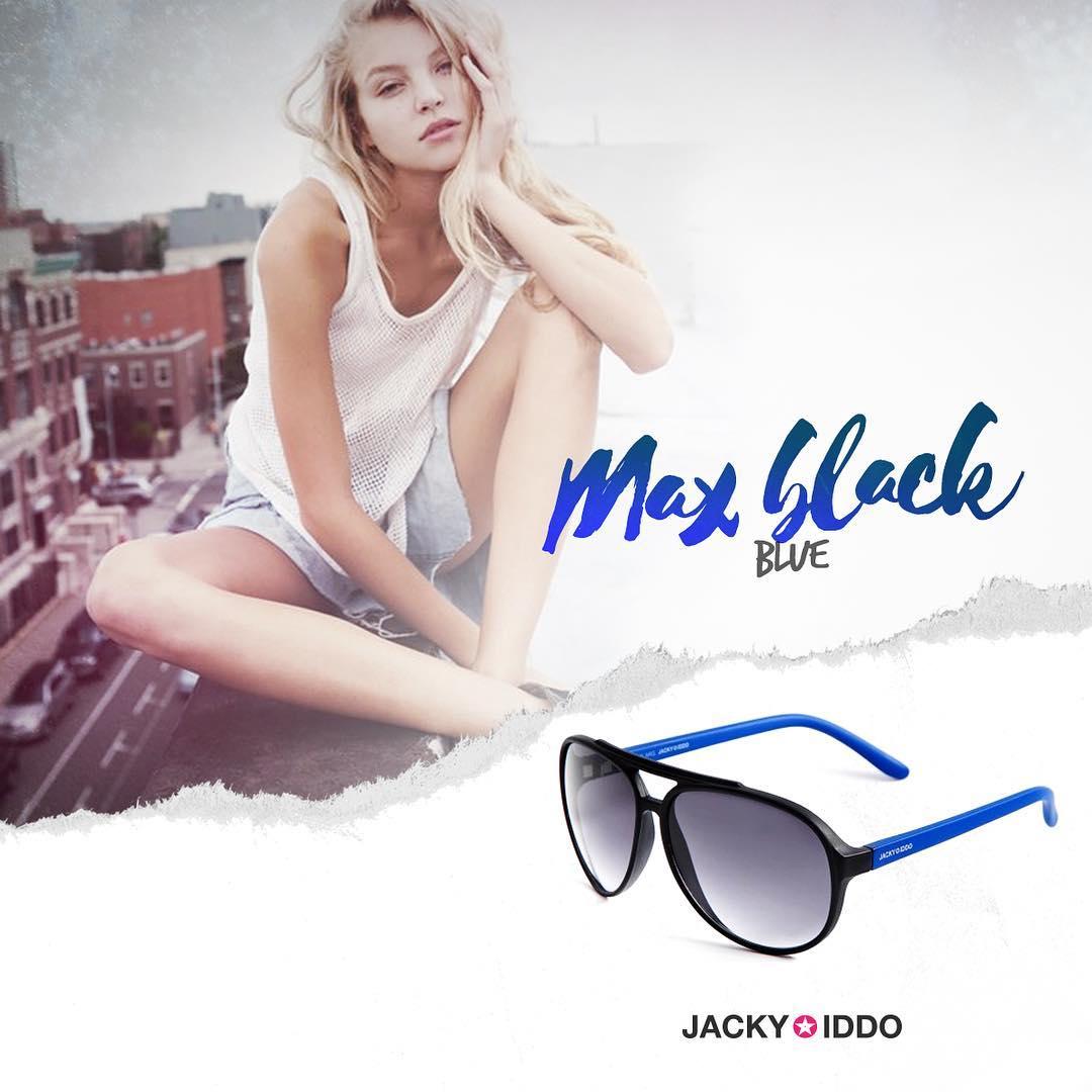 ✖︎ Max Black Blue ✖︎ ¡HOY 2x1 en toda la tienda! Ingresá ahora: www.jackyiddo.com