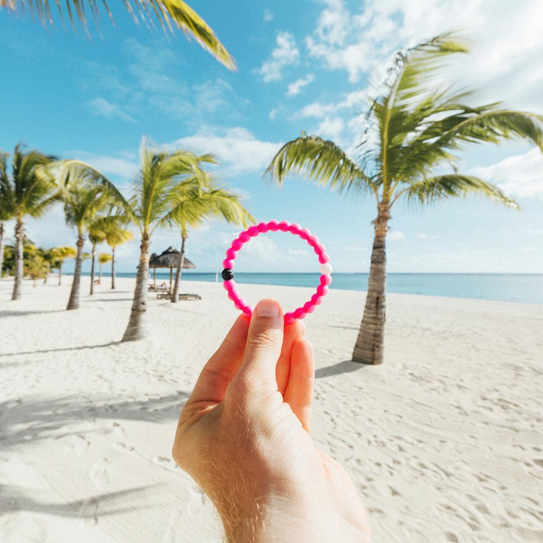 Imagine how beautiful a breast cancer-free world would look ⠀⠀⠀⠀⠀⠀⠀ The new Breast Cancer Lokai supports the Breast Cancer Research Foundation's mission to cure cancer by advancing the world's most promising research ⠀⠀⠀⠀⠀⠀⠀ Support, wear and share now...