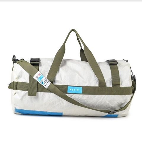 Not your average duffle. //