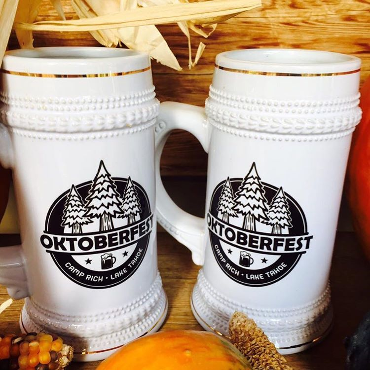 Come join us this weekend at @camprichardson for their annual Oktoberfest celebration. All day Saturday and Sunday we will be slanging merch. Also, this year we were lucky enough to design the new logo for the event and make some rad shirts and hats....