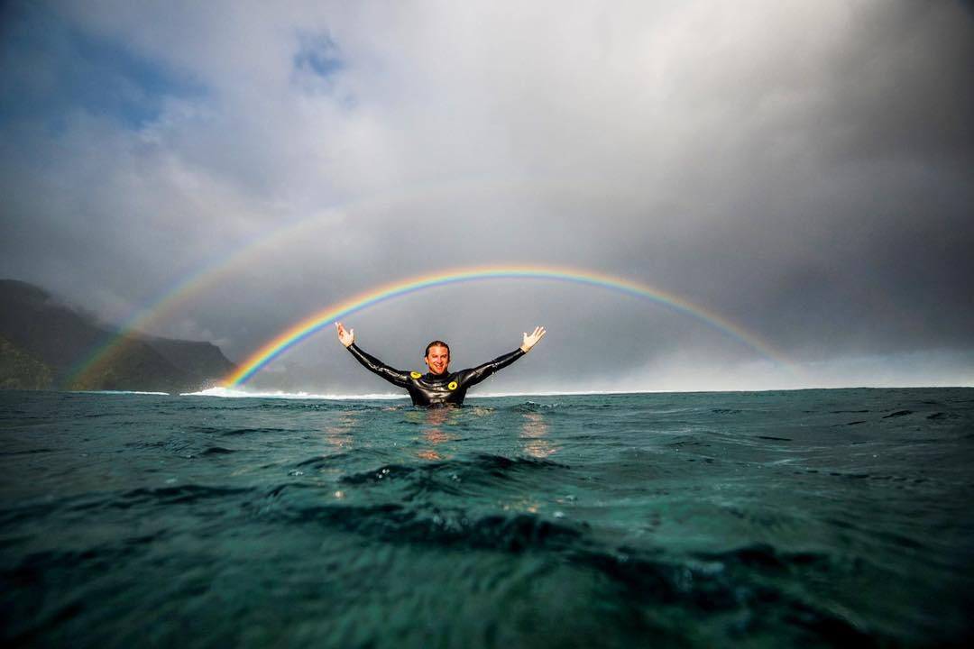 Double rainbow!  @a_gray #SEEHAPPY  _______________________