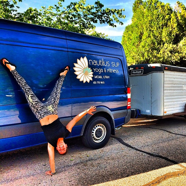 NAUTILUS SUP YOGA AND FITNESS is officially on the road and ready for sup instruction clinics and supyoga workshops! Message me if you're interested in any or all the above! I'll be traveling through Utah, Colorado, Idaho, Nevada, California, Oregon,...